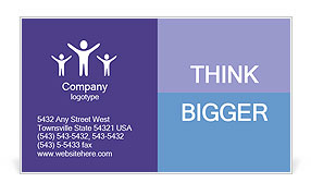 0000101506 Business Card Template