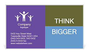 0000101515 Business Card Template