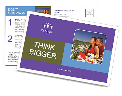 0000101515 Postcard Template