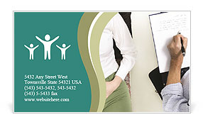 0000101519 Business Card Template