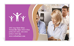 0000101523 Business Card Template