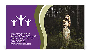 0000101532 Business Card Template