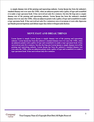 0000101541 Word Template - Page 5