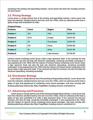 0000101551 Word Template - Page 9