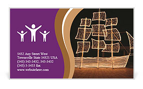 0000101554 Business Card Template