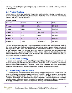 0000101555 Word Template - Page 9