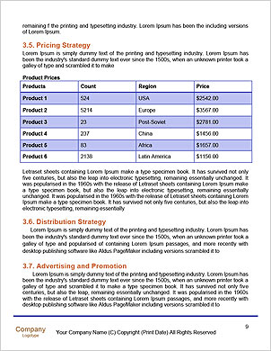 0000101556 Word Template - Page 9