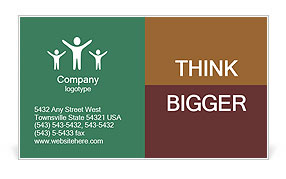 0000101571 Business Card Template