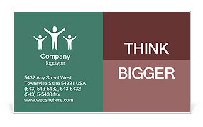 0000101577 Business Card Template