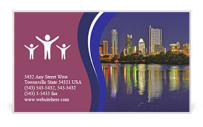 0000101587 Business Card Template