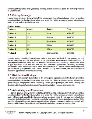 0000101600 Word Template - Page 9