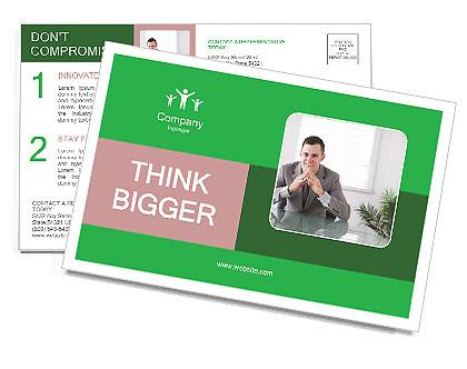 0000101601 Postcard Template