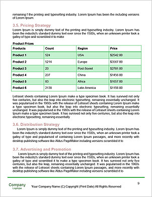 0000101601 Word Template - Page 9