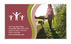 0000101626 Business Card Template