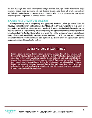 0000101630 Word Template - Page 5