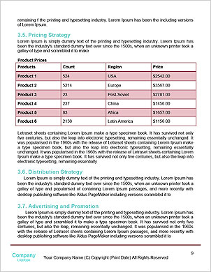 0000101630 Word Template - Page 9