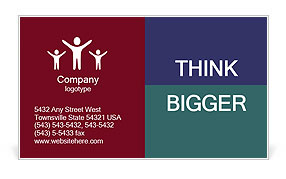 0000101632 Business Card Template