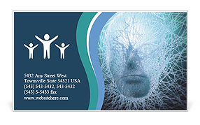 0000101636 Business Card Template