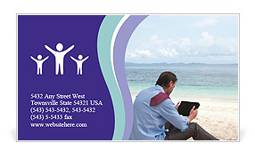 0000101637 Business Card Template