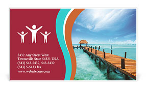 0000101670 Business Card Template