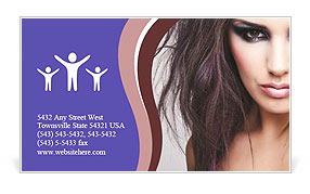 0000101682 Business Card Template