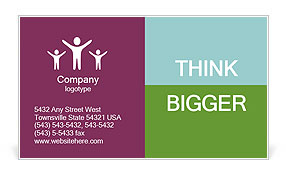 0000101685 Business Card Template