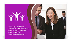 0000101691 Business Card Template