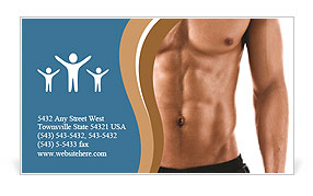 0000101694 Business Card Template