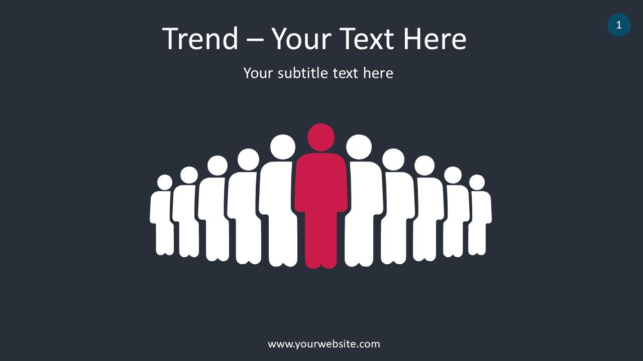 Trend PowerPoint Infographics