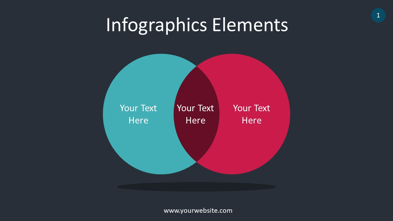 Infographics Elements PowerPoint Infographics