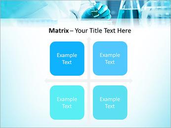 Des experts analysent en laboratoire Modèles des présentations  PowerPoint - Diapositives 17