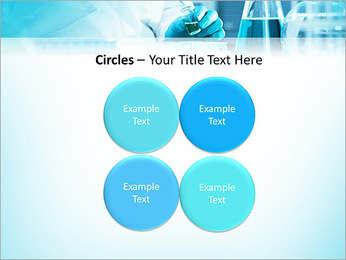 Des experts analysent en laboratoire Modèles des présentations  PowerPoint - Diapositives 18