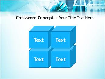Des experts analysent en laboratoire Modèles des présentations  PowerPoint - Diapositives 19