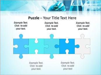 Des experts analysent en laboratoire Modèles des présentations  PowerPoint - Diapositives 21