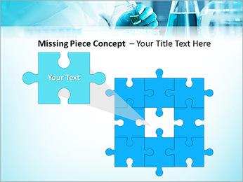 Des experts analysent en laboratoire Modèles des présentations  PowerPoint - Diapositives 25