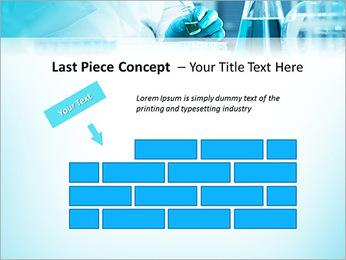 Des experts analysent en laboratoire Modèles des présentations  PowerPoint - Diapositives 26