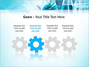 Des experts analysent en laboratoire Modèles des présentations  PowerPoint - Diapositives 28