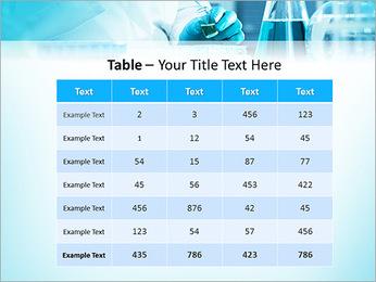 Des experts analysent en laboratoire Modèles des présentations  PowerPoint - Diapositives 35