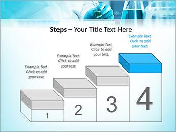 Des experts analysent en laboratoire Modèles des présentations  PowerPoint - Diapositives 44