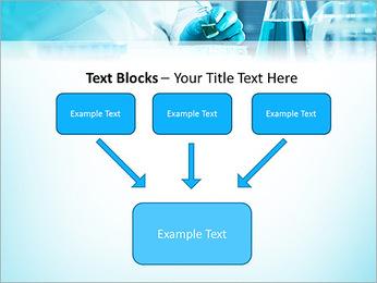 Des experts analysent en laboratoire Modèles des présentations  PowerPoint - Diapositives 50