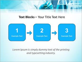 Des experts analysent en laboratoire Modèles des présentations  PowerPoint - Diapositives 51
