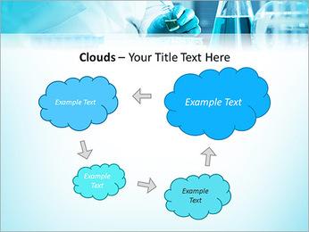 Des experts analysent en laboratoire Modèles des présentations  PowerPoint - Diapositives 52