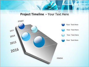 Des experts analysent en laboratoire Modèles des présentations  PowerPoint - Diapositives 6