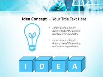 Des experts analysent en laboratoire Modèles des présentations  PowerPoint - Diapositives 60