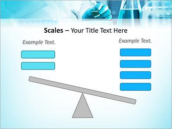 Des experts analysent en laboratoire Modèles des présentations  PowerPoint - Diapositives 69