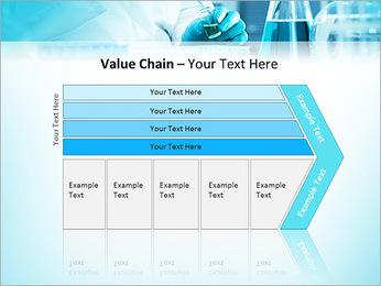 Des experts analysent en laboratoire Modèles des présentations  PowerPoint - Diapositives 7