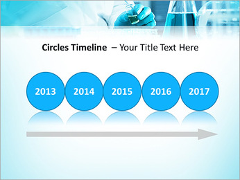 Des experts analysent en laboratoire Modèles des présentations  PowerPoint - Diapositives 9