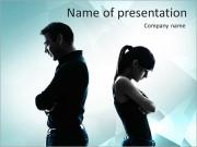 Conflict powerpoint template smiletemplates conflict in relationships powerpoint template toneelgroepblik Gallery