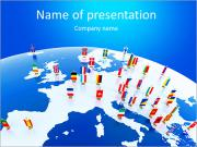 International Assembly Szablony prezentacji PowerPoint