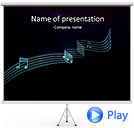 0000011209 Animated PowerPoint Template